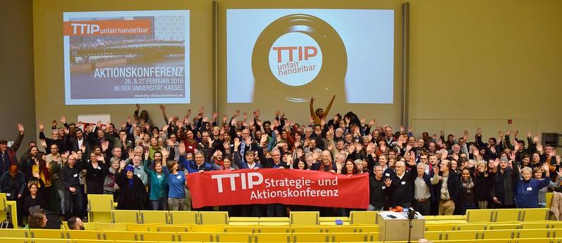 TTIP Aktionkonferenz 2016