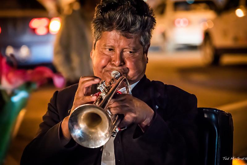 2016 - Mexico - Cuernavaca - Trumpet Man