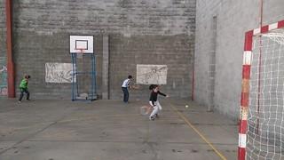 Tenis en la Escuela - CEIP Veleiro Docampo (Lugo)