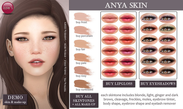Anya Skin (for Skin Fair)