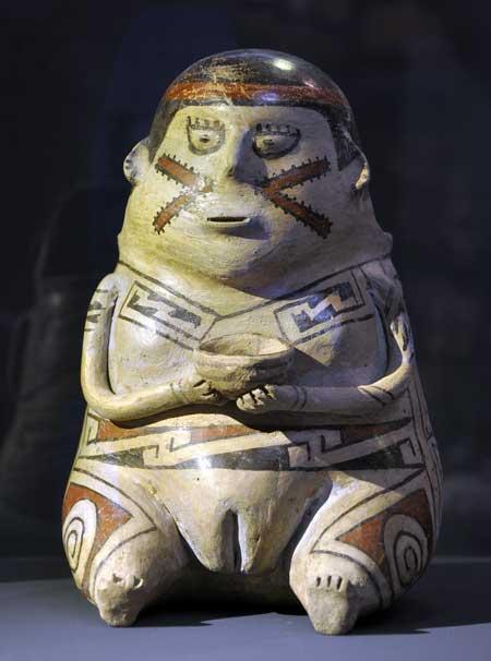 Paquime-Casas-Grandes-Pottery-Ceramic-Figurine