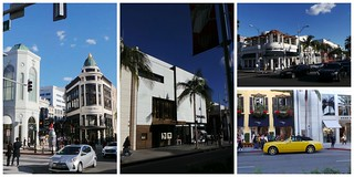 Collage Rodeo Drive