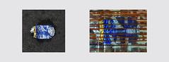 Thank you for your dedication les flynn sunny drunk Danke für die Widmung - Tapestry Diary Tagebuch Teppich Tapisserie Tagebuch 9. April 2016 blue Beer Can blaue Bier Dose Wieselburger gold abends unterwegs von der Arbeit nach Hause