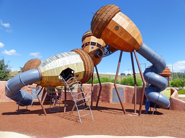 Super Awesome Pod Playground