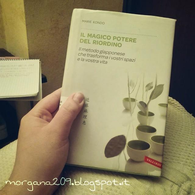 """Recensione libro Marzo: """"il magico potere del riordino"""" di Marie Kondo"""