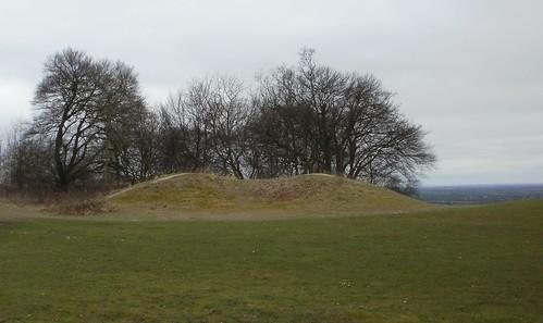 Neolithic barrow Whiteleaf