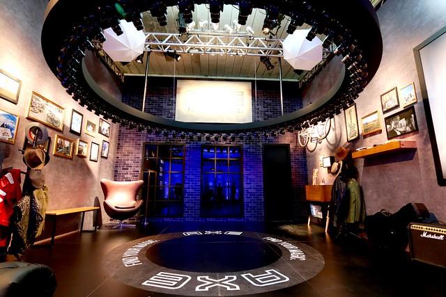 Axe Lounge 360º