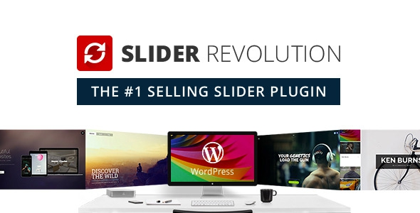 Slider Revolution v5.4.5.1 - Responsive WordPress Plugin