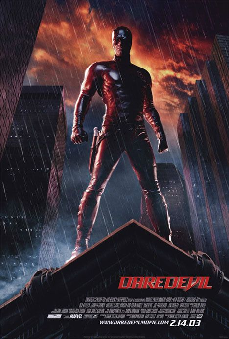 Daredevil - Film - Poster 1
