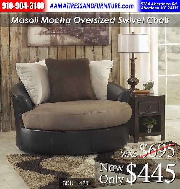 Masoli Chair RWB