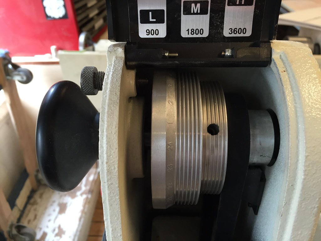 Lathe indexing