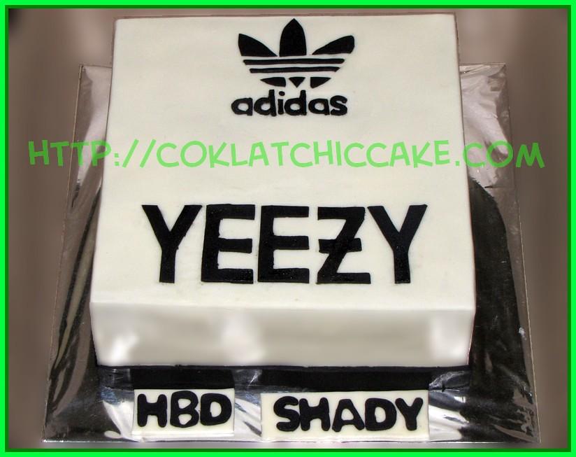 cake Adidas