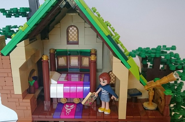 MOC] The Sleeping Dragon Inn - LEGO Action and Adventure Themes ...