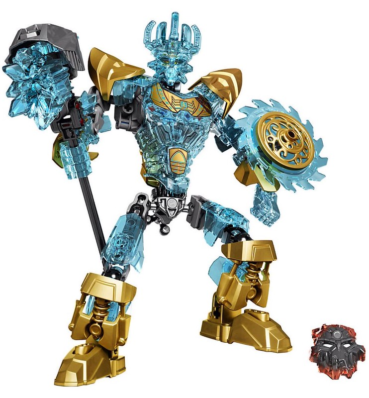 LEGO Bionicle 2016 Sets: 71312 - Ekimu the Mask Maker