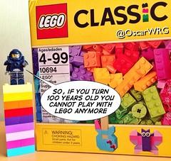 #LEGO_Galaxy_Patrol #LEGO #Classic #LEGOclassic #100yearsOld @lego_group @lego @bricksetofficial @bricknetwork @brickcentral