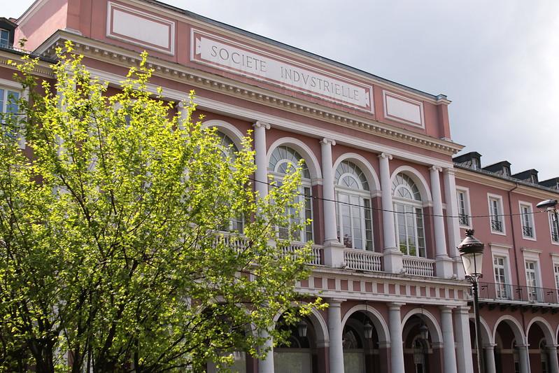 Mulhouse - Place de la Bourse