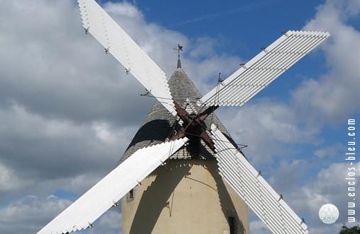 Moulin marais poitevin gites