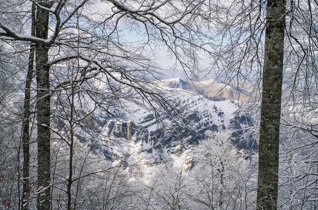 GR10 - Les sommets d'Iraty - Carnet de voyage en France