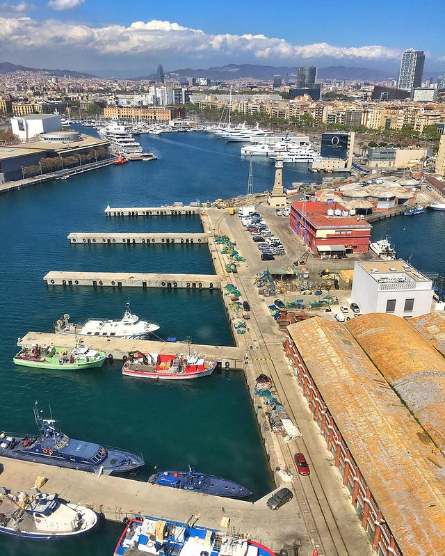 Port of BCN