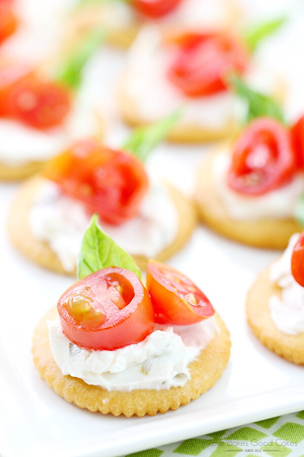 """Tomato & Basil RITZwishes - """"Stack It Up"""" with RITZwiches AD"""