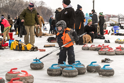 Ironman Outdoor Curling 2016