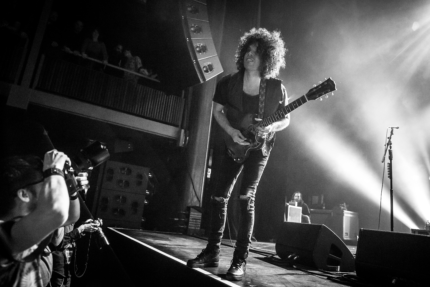 Wolfmother @ AB Brussel 2016 (Jan Van den Bulck)