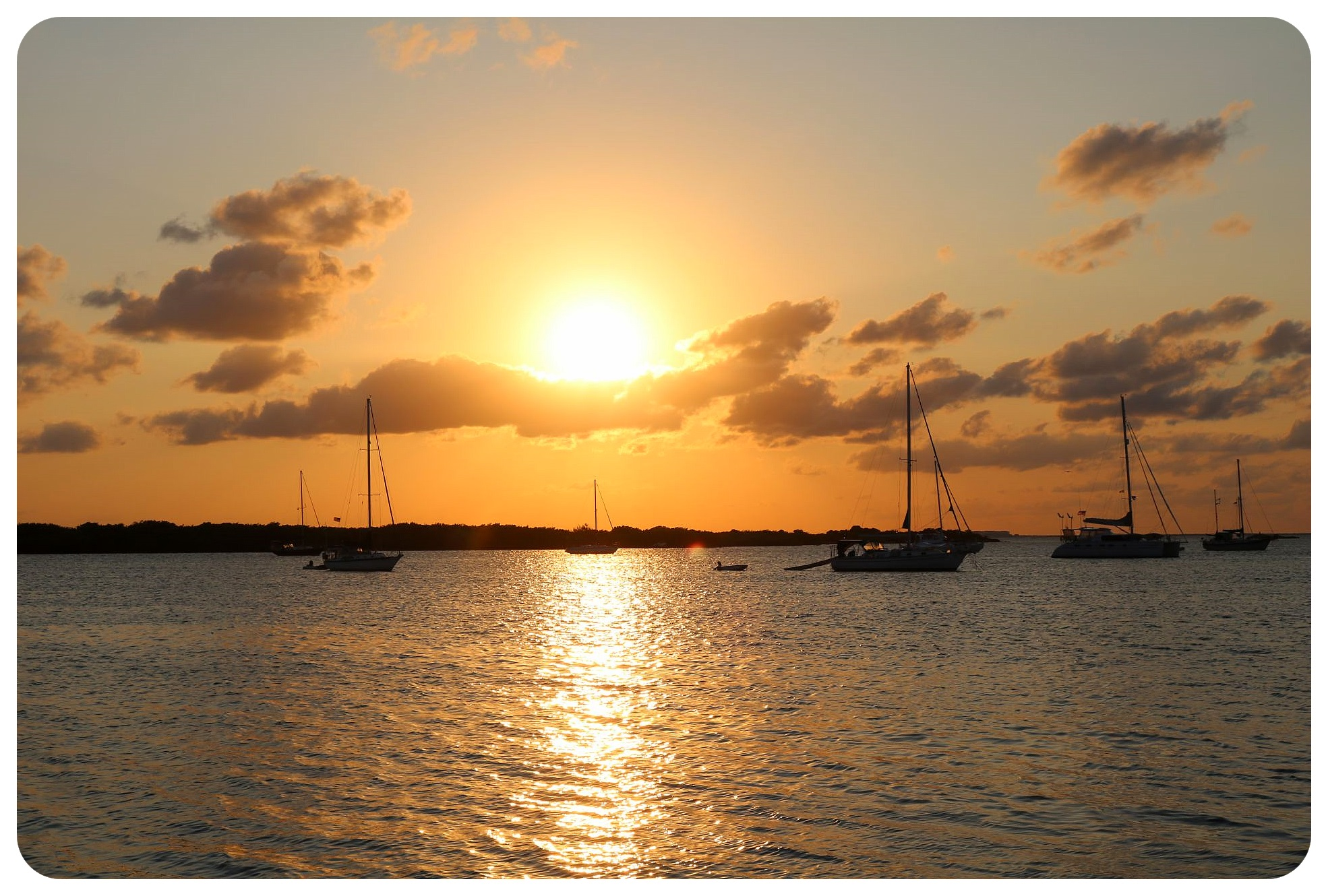 isla mujeres sunset - Copy