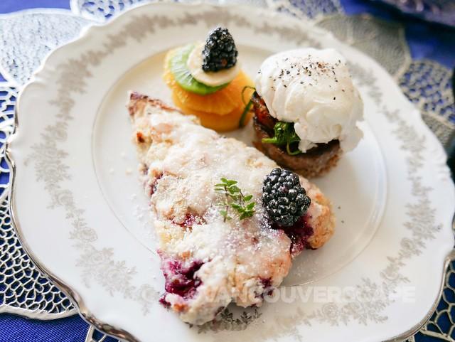 Brookside Inn breakfast