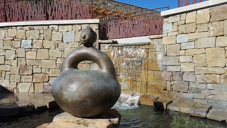 Public art to honor the Chickasaw in Sulpher, OK