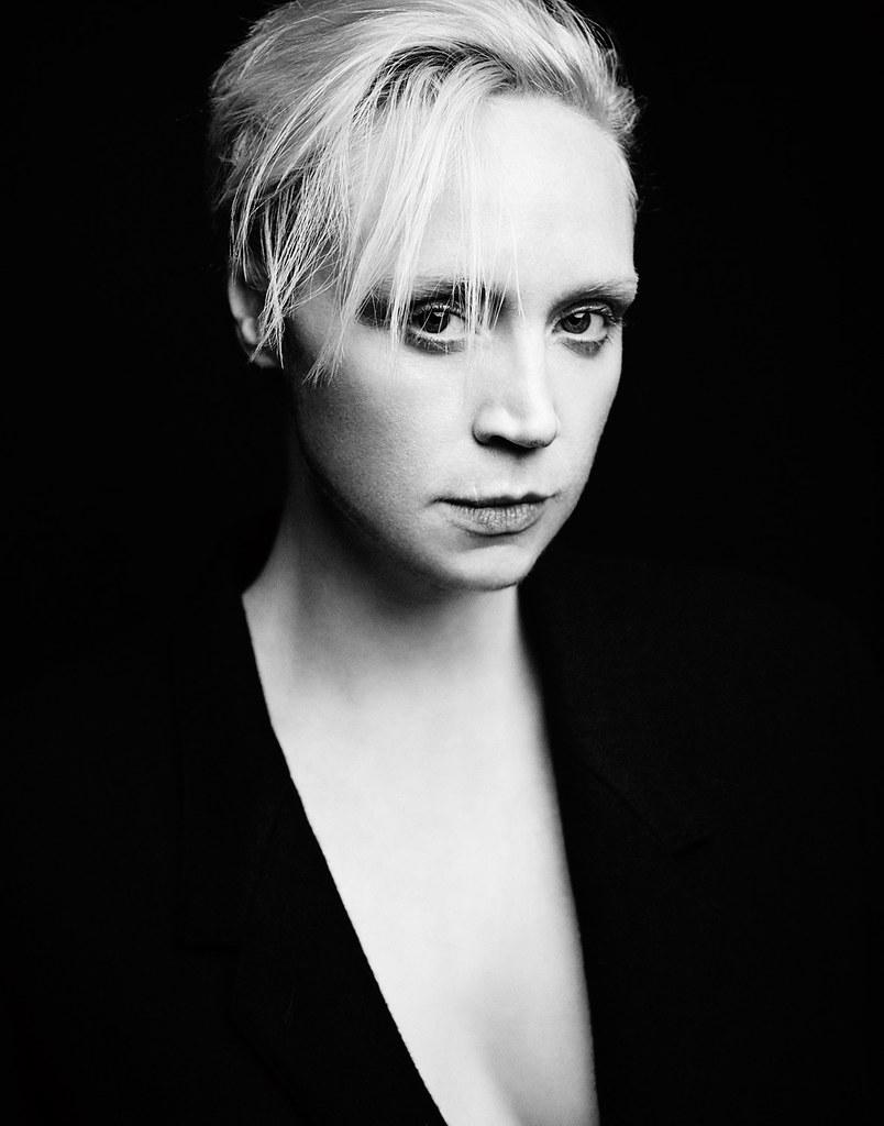 Гвендолин Кристи — Фотосессия для «Interview» 2015 – 6