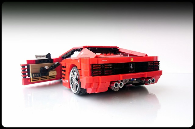 Ferrari Testarossa 512 RT