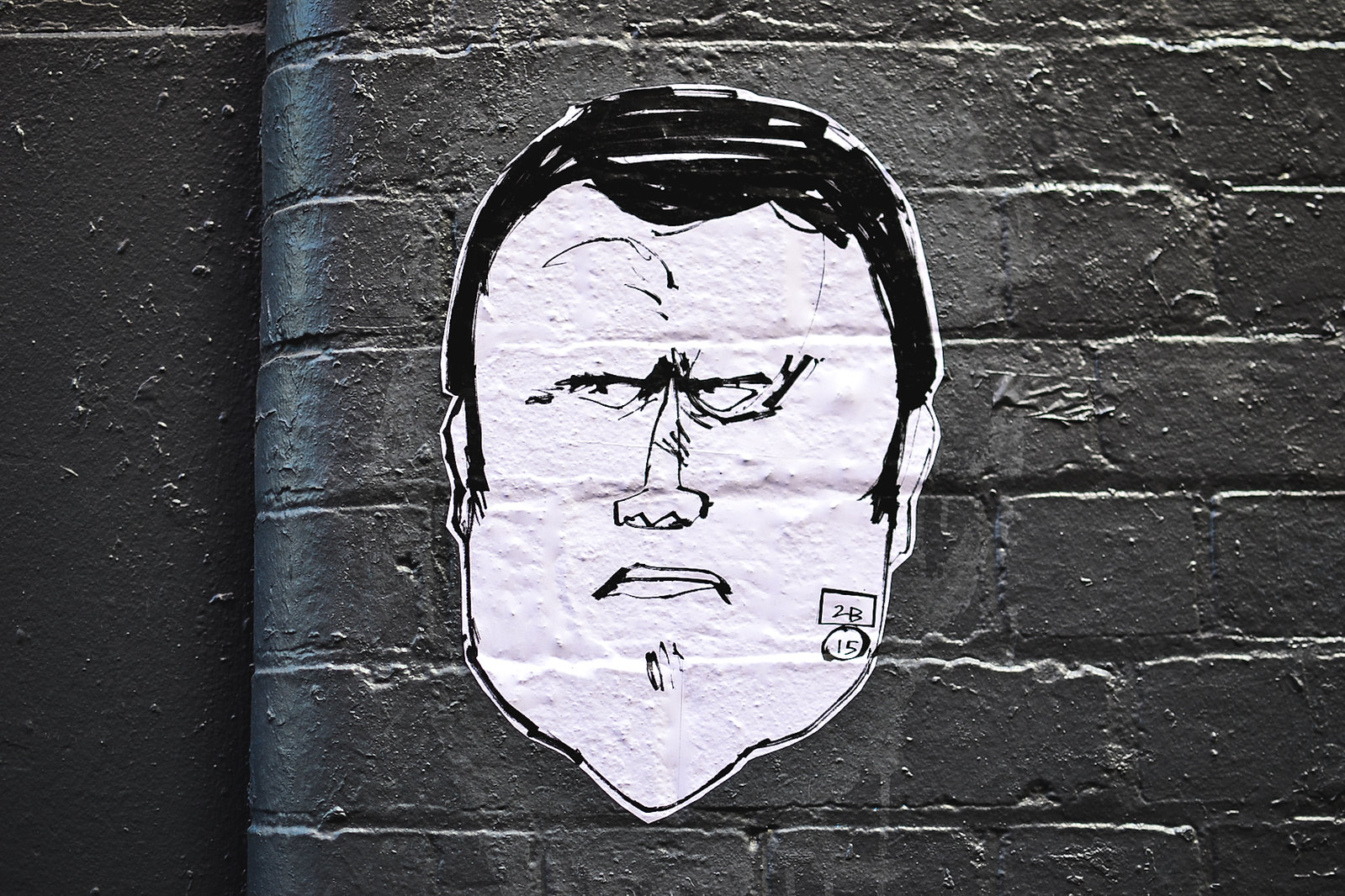 Melbourne Drewery Lane Street Art 2015