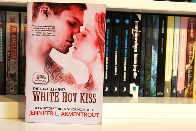 White Hot Kiss 1