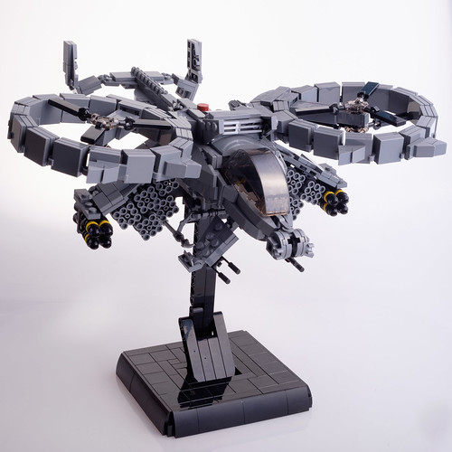 "AT-99 ""Scorpion"" Gunship (from ""Avatar"")"