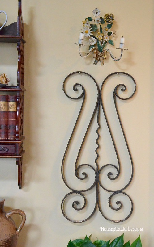 Vintage Iron Baluster - Housepitality Designs