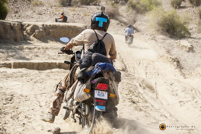 Trip to Cave City (Gondhrani) & Shirin Farhad Shrine (Awaran Road) on Bikes - 24169083295 62f0f27251 c