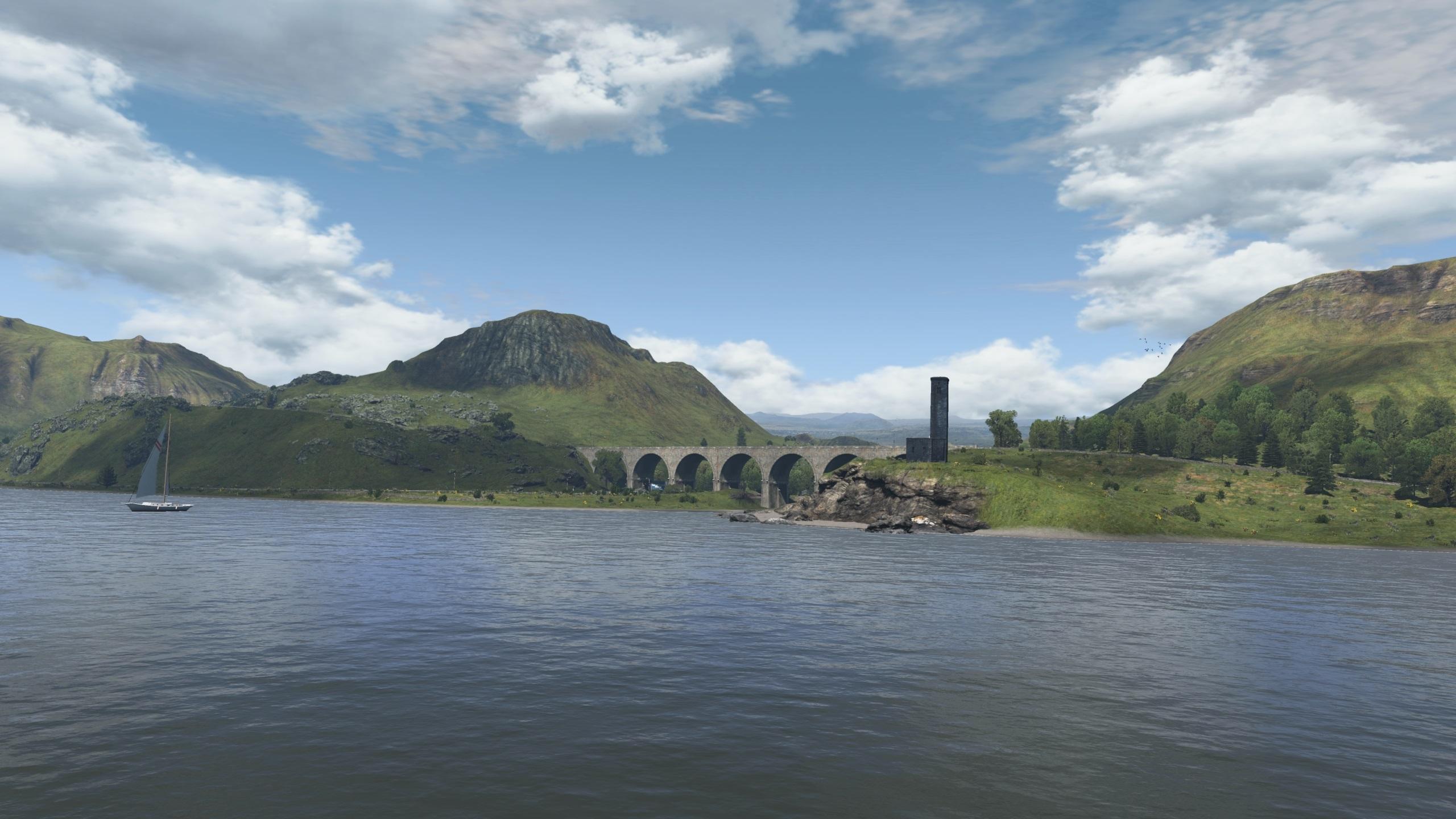 Project Cars Scottish Highlands