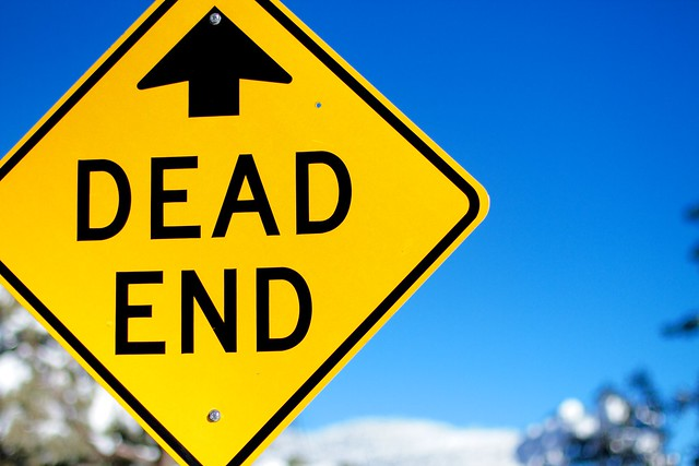 The Sky is a Dead End?