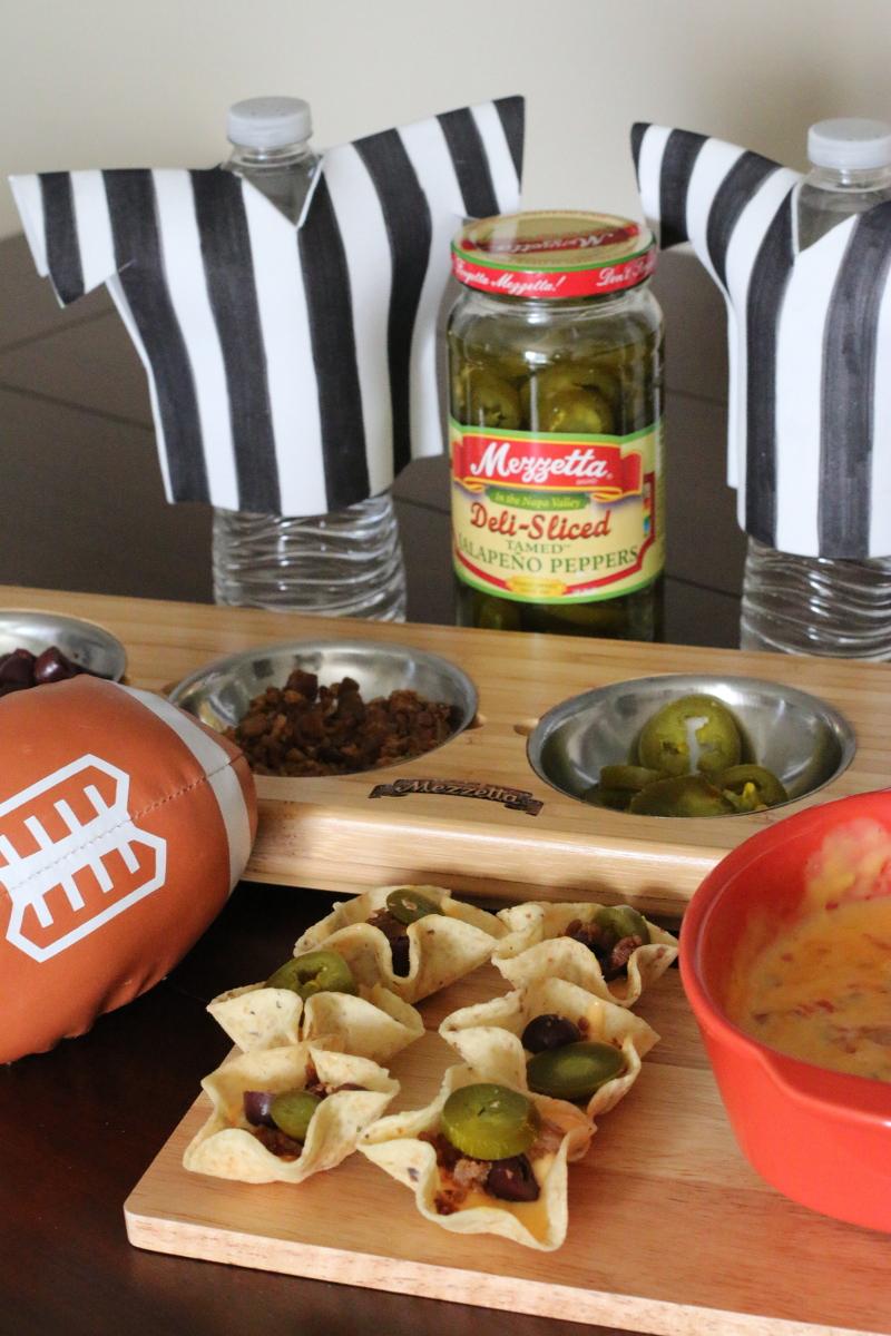 Mezzetta, Jalapeno Peppers, Nacho Cups, Gameday Recipe