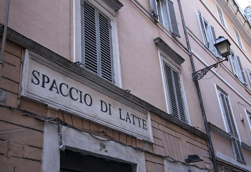 Rome Spaccio di Latte