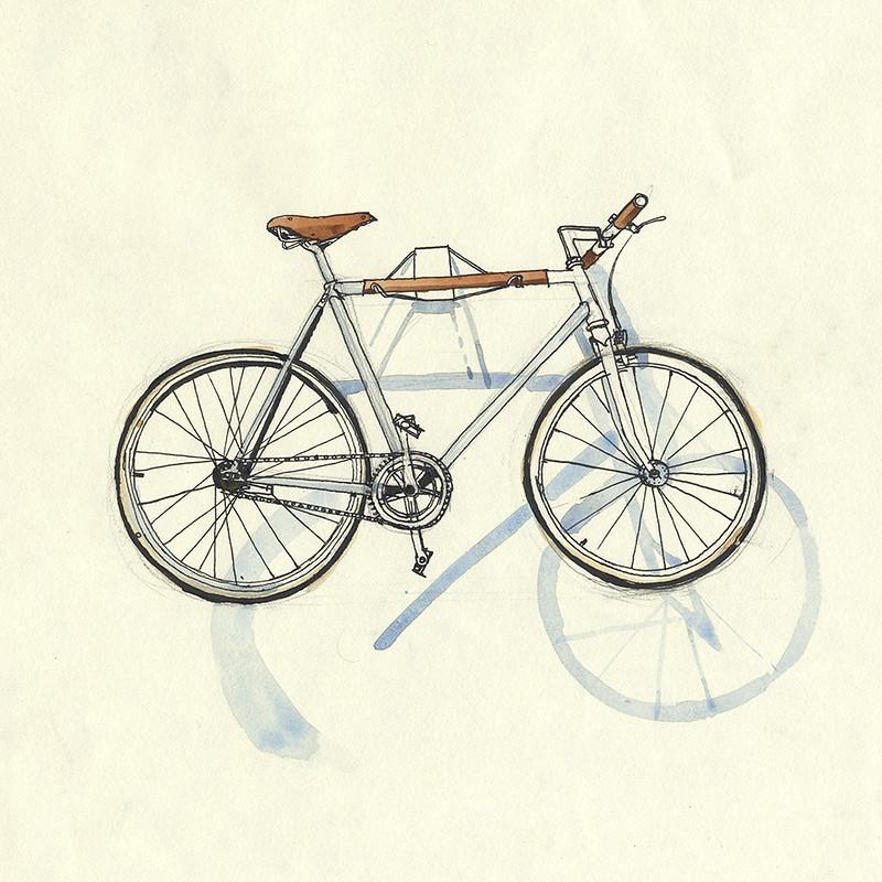 Instrmnt 02 - The 2-Speed City Bike.