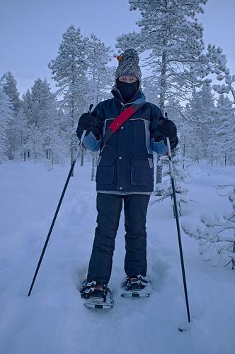 Winter style walkies