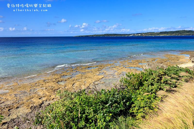 沖繩自駕自由行.古宇利島