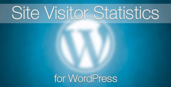 Codecanyon mySTAT v3.3 - Site Visitor Statistics for WordPress