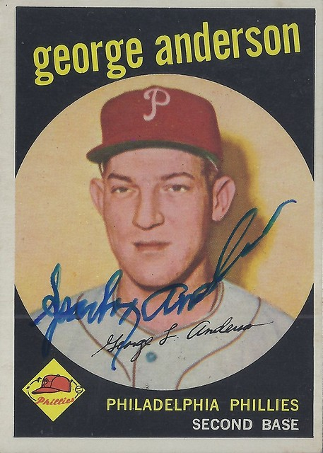1959 Topps - George