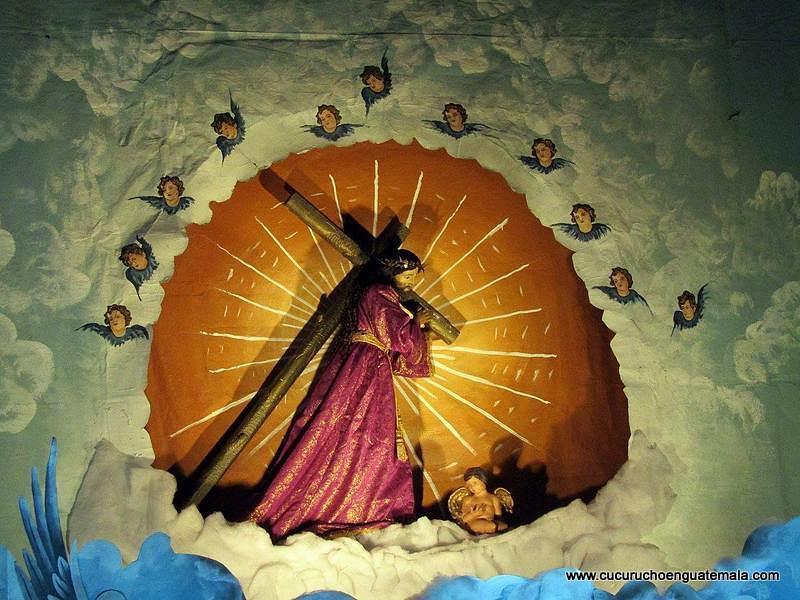 Jesús Nazareno de San Antonio el Teocinte