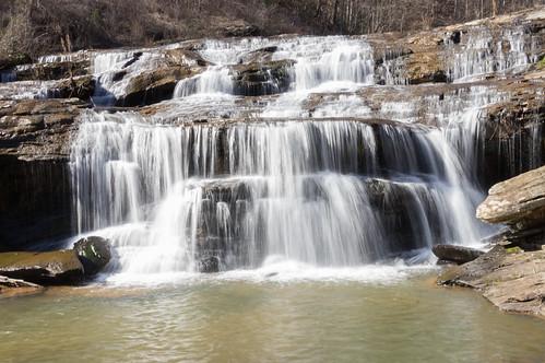 pickenscounty sixmile toddcreekfalls waterfall unitedstates