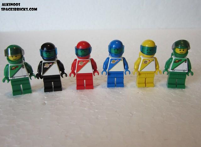 spaceman futuron green p4