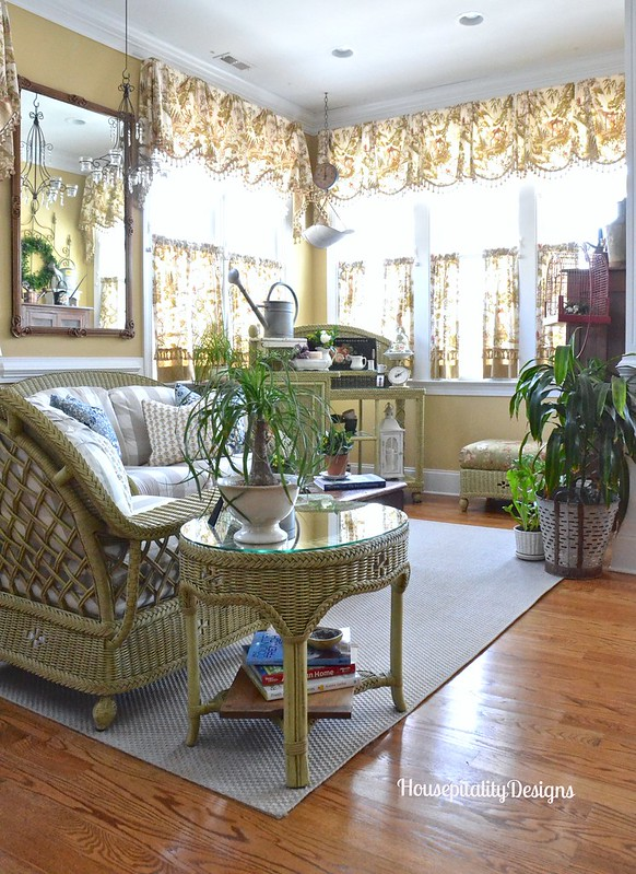 Sunroom - Housepitality Designs