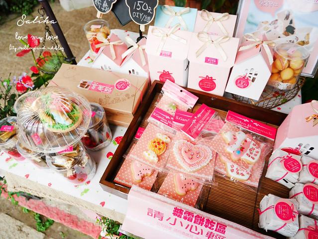 台北內湖一日遊採草莓下午茶草莓園 (6)